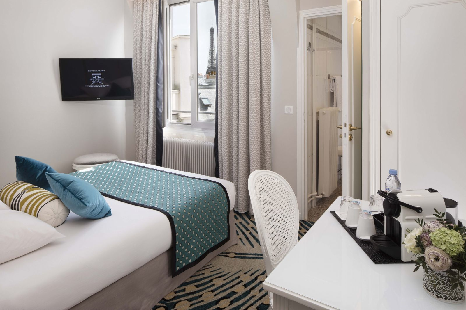 Victor Hugo Hotel Paris